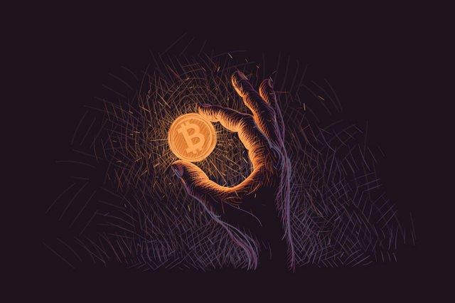 Schaffung einer digitalen Währung